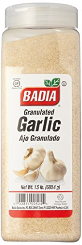 Badia Garlic Granulated 1.5 lbs (Pack of 1) ()