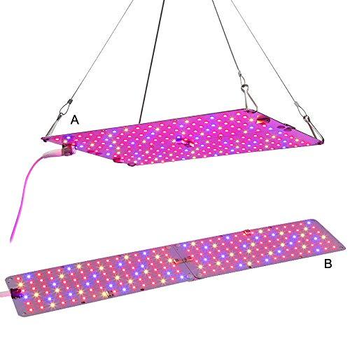 Aceple LED Grow Light, 2 Sizes Configurable