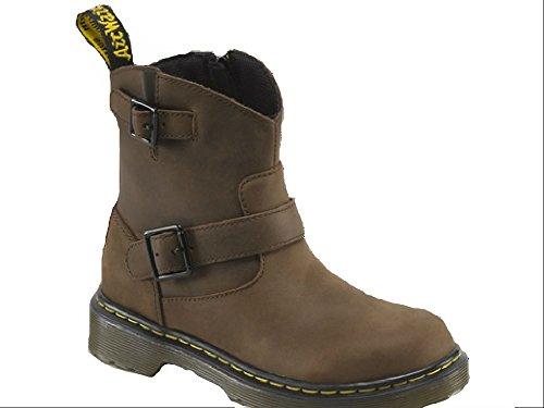 Dr. Martens Kids Blip Zip-up Boots 16215201 (US 11)