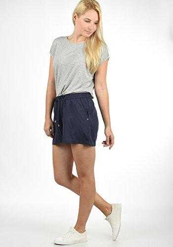 Panno Shorts Donna Mood SHE Indigo Corti BLEND 20064 Amal Pantaloncini Chino da gRf8Xq