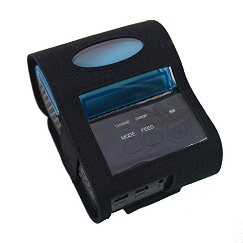 Ciyoon 2019 Hot-Selling Portable Black Mini 58mm Bluetooth Wireless Mobile POS 5805DD Thermal Printer