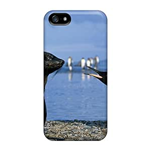 Quality Johnmarkpl Case Cover With What Do You Mean We Can't Fly Nice Appearance Compatible With Iphone 5/5s
