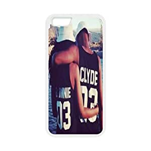 """BLACCA Phone Case Of cute Lovers For iPhone 6 Plus (5.5"""")"""
