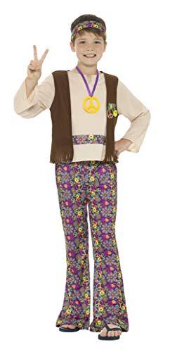 Boy's Hippie Costume - L -