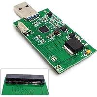 Alfais 4905 Msata Mini SATA to Usb 3.0 Dönüştürücü Adaptör