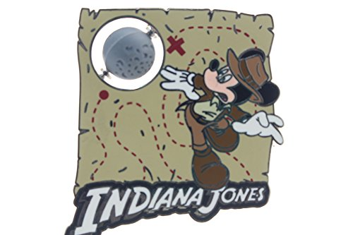 Price comparison product image Disney Indiana Jones Mickey Mouse Pin