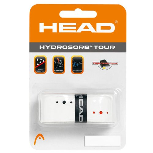 (HEAD HydroSorb Tour Replacement Grips)