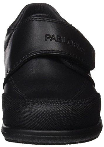 Mixte Pablosky Noir Baskets Negro Noir 320310 Enfant 320310 qrrcEX
