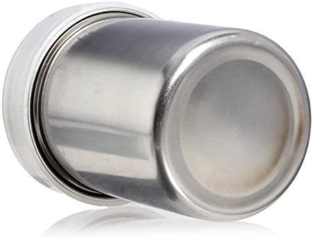 Lid Naliovker Stainless Steel Chocolate Shaker Icing Flour Cocoa Sugar Cappuccino Sifter