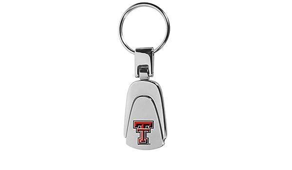Texas Tech Red Raiders Impact Keychain