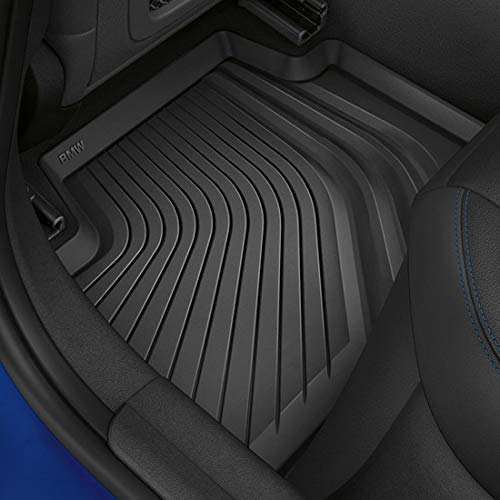 BMW 51472461169 All-Weather Floor Mats for G20 3 Series (Set of 2 Rear - 169 Tom