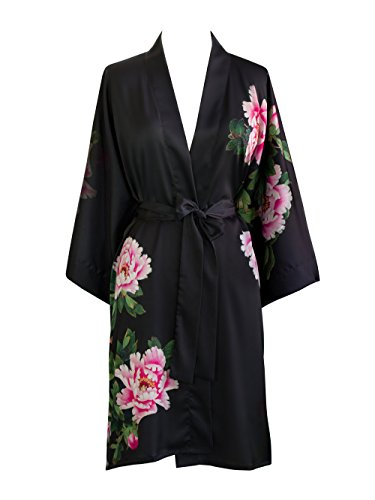 French Floral Robe - 5