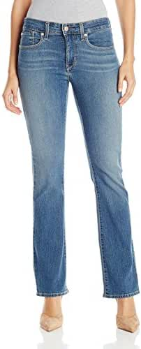 Signature by Levi Strauss & Co Women's Totally Shaping Bootcut Jean