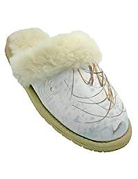 Women's DAWGS Mossy Oak Scuff Slippers