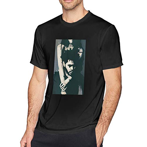 The Weeknd XO Mens Short Sleeve Round Neck Tee Shirt S Black (T Weeknd The Shirt Xo)