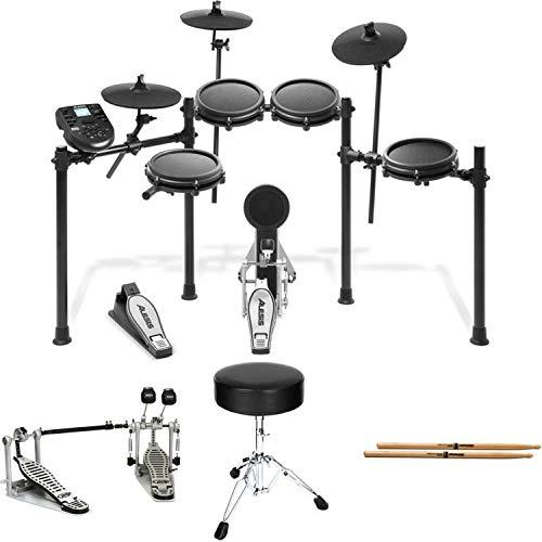 Alesis NitroMesh Kit Bundle Electronic Drum Set by Generic