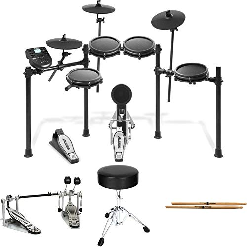 Alesis NitroMesh Kit Bundle Electronic Drum Set