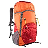 G4Free Lightweight Packable Hiking Backpack 40L Travel Camping Daypack Foldable