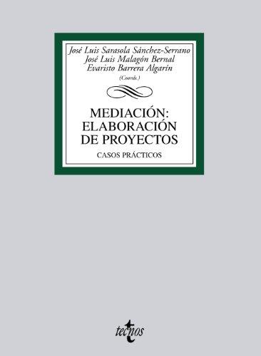 Descargar Libro Mediación: Elaboración De Proyectos: Casos Prácticos Varios Autores