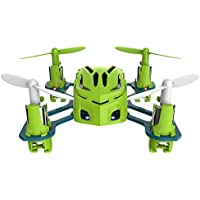 Hubsan NANO Q4 Mini Quadcopter RC Drone(green)