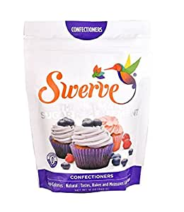 Swerve Sweetener, Confectioners, 16 oz
