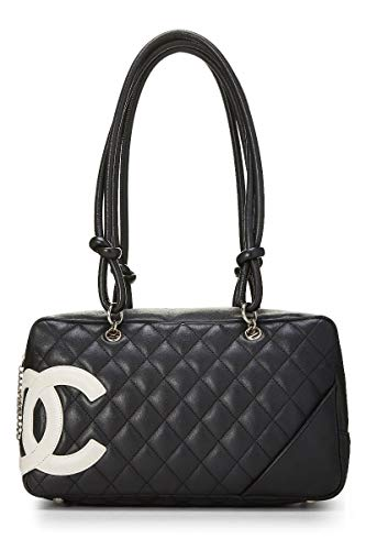 Chanel Black Handbag - 1
