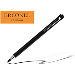 """Broonel Midnight Black Rechargeable Fine Point Digital Stylus for theFire Tablet with Alexa, 7"""" Display, 8 GB, Black, Blue, Magenta, Tangerine"""