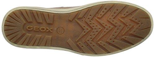 Geox U Mattias B Abx a, Men's U Mattias B Abx 13 Light Brown Oiled Leather