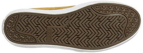 White Chukka de Caramel Homme Skateboard GS Globe Dark Multicolore Chaussures 4z1qnR