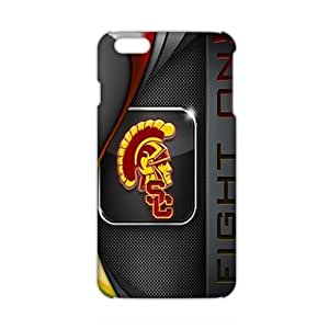 Angl 3D NCAA USC Trojans logo Phone Case For Ipod Touch 4 Cover plus