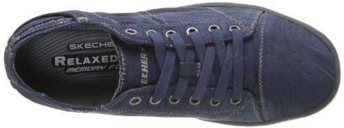 Skechers SorinoBerg Herren Sneakers Blau (Blu)