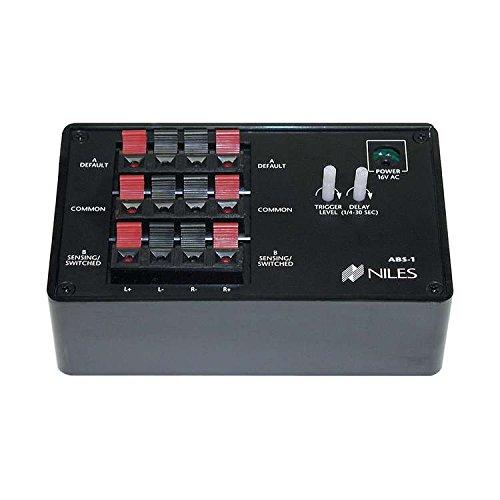 Niles ABS1 Black (FG00271) Speaker Level A-B Switcher