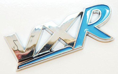 Chrom & blau VXR Heckklappe Abzeichen Emblem unbranded