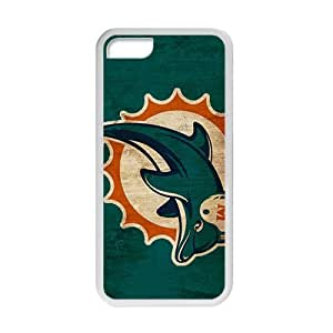 TYHde popular MiamiDolphins Hot sale Phone Case for iPhone 5/5s ending Kimberly Kurzendoerfer