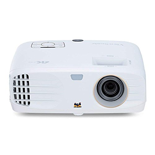 ViewSonic PX747-4K 4K DLP Projector with High Dynamic Range White PX7474K