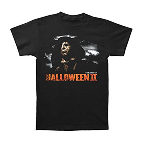 Rob Zombie's Halloween Remake Men's Cloaked Michael T-shirt XX-Large Black -