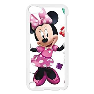 ipod 5 phone case White Minnie Mouse ZXC9557647