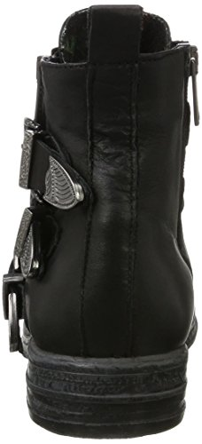 REPLAY Soar, Stivali da Motociclista Donna Nero (Black)