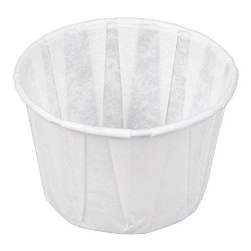 2 oz paper souffle cups - 3