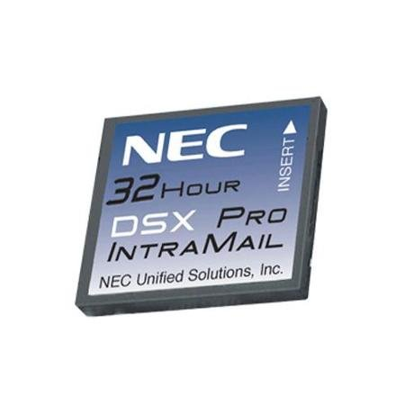 VM DSX IntraMailPro 8Port 32Hr Voicemail by NEC DSX Systems