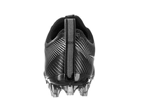 Nike Mænds Damp Urørlige 2 Fodbold Klampen Sort / Mtllc Slvr / Mtlc Drk Gry 4EkO9cu