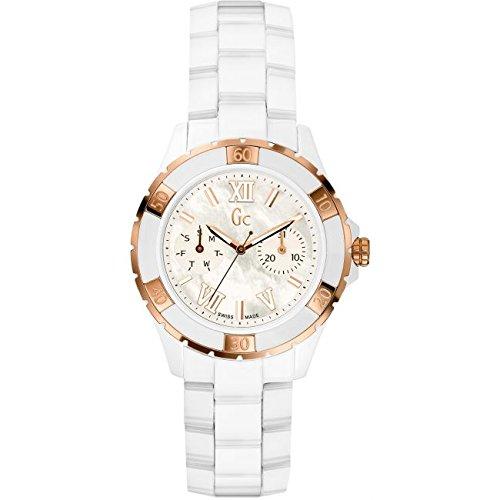 GUESS Womens Sport Class Timepiece