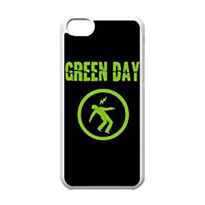 IPhone 5C Phone Case for Green Day pattern design GQCTGDPD796497