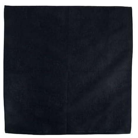 Bandanna Zan Headgear Black B017