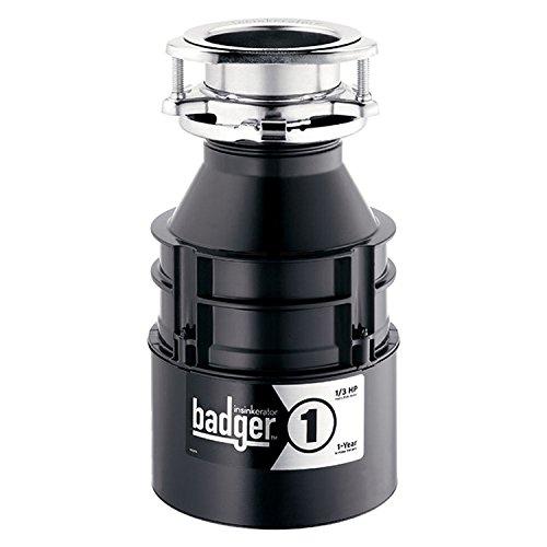 InSinkErator Badger 1 Garbage Disposal Review