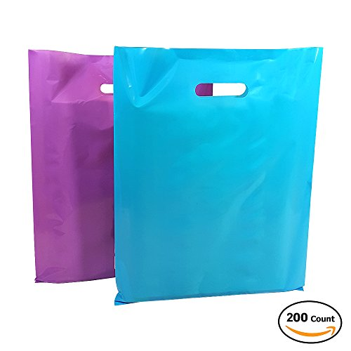 plastic bags for merchandise - 4