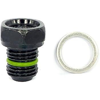 Amazon com: Volkswagen N90 813 202, Engine Oil Drain Plug