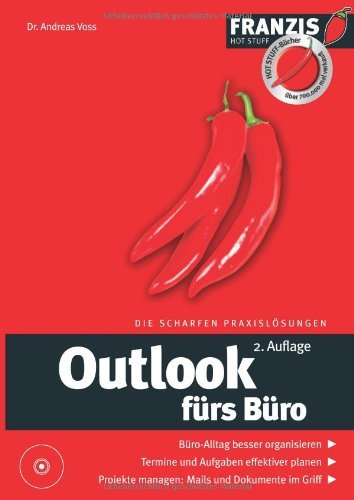 Outlook fürs Büro by Dr. Andreas Voss (2006-10-29)