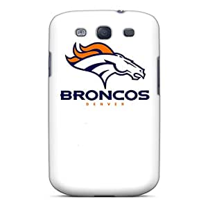 New Arrival Premium S3 Cases Covers For Galaxy (denver Broncos)
