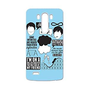 SANLSI The Fault in Our Stars Cell Phone Case for LG G3